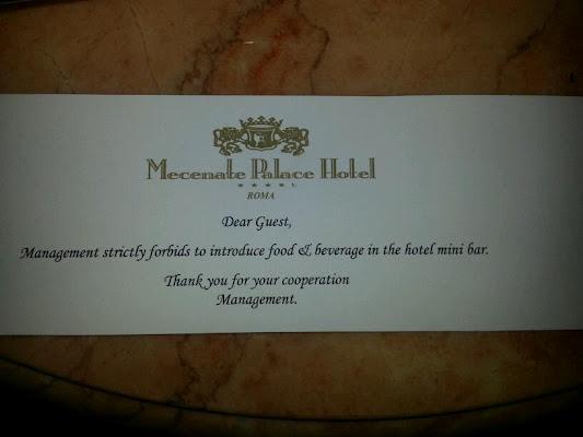 Mecenate Palace Hotel