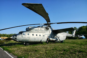 Muzej avijacije, Ulijanovsk
