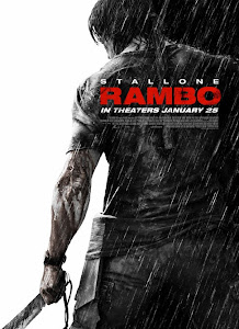 Chiến Binh Huyền Thoại 4 - Rambo 4 poster