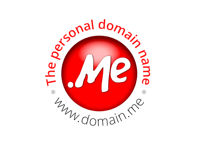 Get a Me Website - Domain.Me the personal domain name