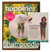 Shampoodle in de Happinez