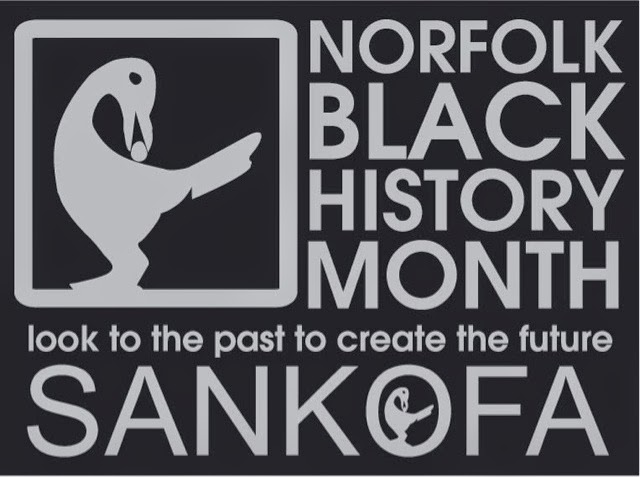 Black Heritage And Culture Norfolk The Power Of Symbol Sankofa