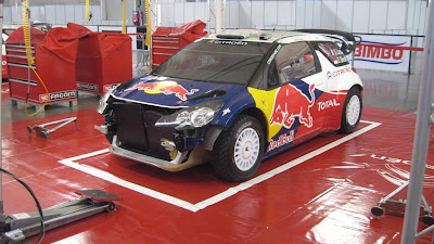 citroen 2011 WRC