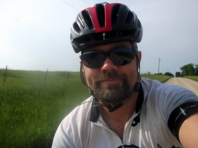 Riding Solo Gravel at Cedar Cross