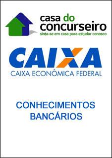conhecimentos bancariosacasa Download   Conhecimentos Bancários   Caixa Econômica CESPE