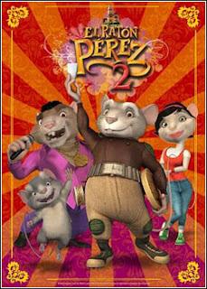 5 O Ratinho Pérez 2   DVDrip   Dublado
