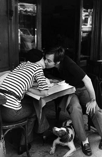 Henri Cartier-Bresson, Le Baiser du Quartier Latin