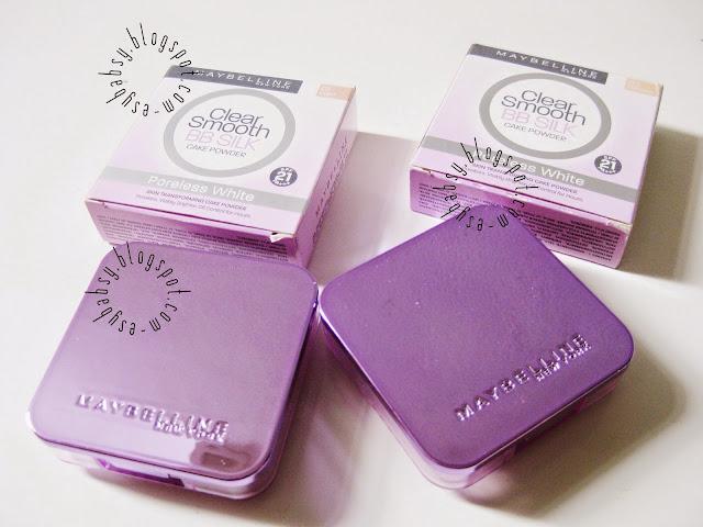 Maybelline Clear Smooth Bb Silk Cake Powder Price