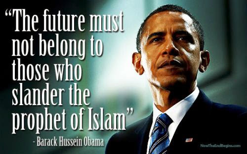 40 Mind Blowing Quotes From Barack Hussein Obama On Islam And Christianity
