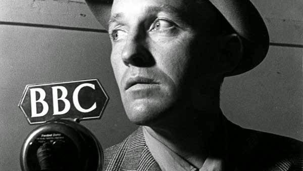 Bing Crosby cantante