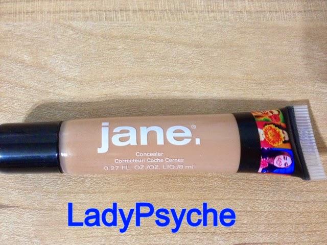 Ladypsyche Esthetics Makeup Jane Cosmetics Concealer
