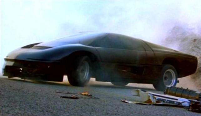 You Can Get More Info And See Recent Pics Of The Original Dodge Turbo Interceptor Used In Movie At Http Thewraithcar Car Is For By