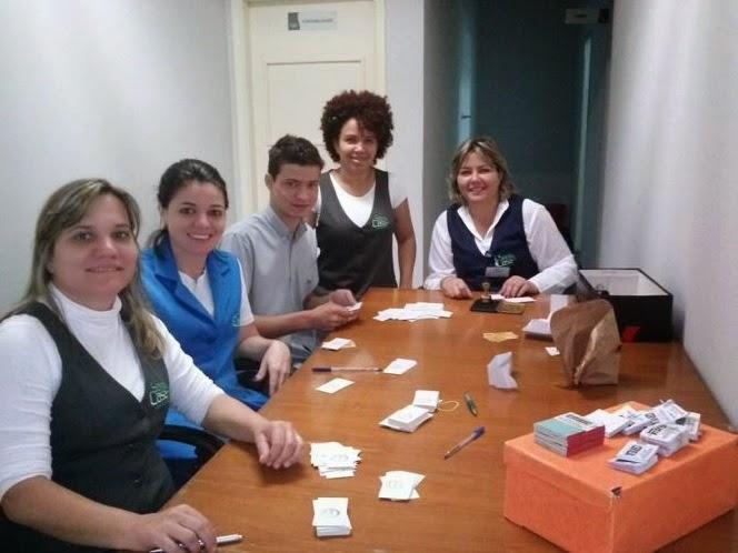 Santa Casa / 3ª Feijoada Solidária Funcionários do hospital já iniciaram a venda de convites por R$30,00.