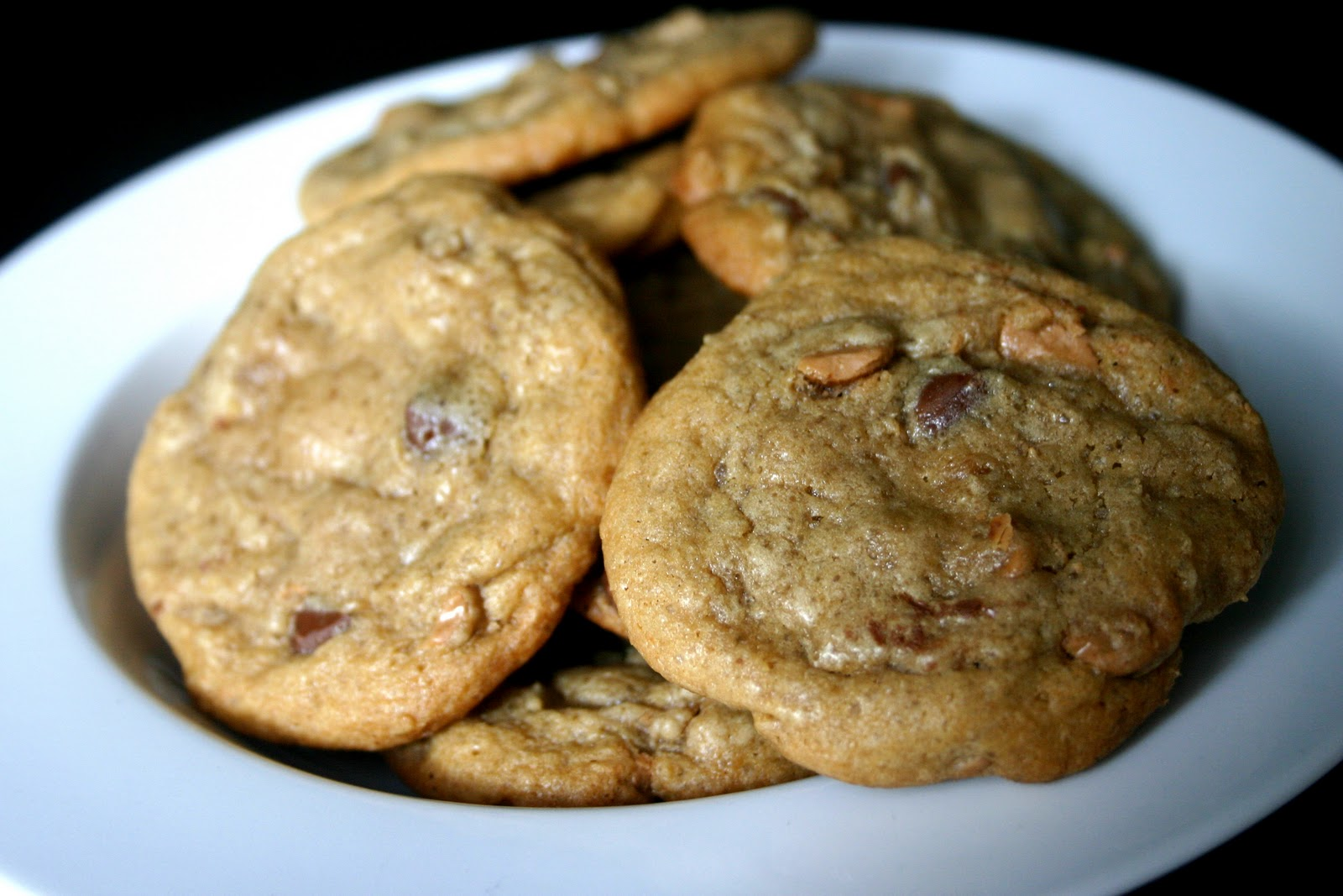 you may have noticed i am not a big cookie baker cookies are fickle ...