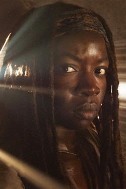 Michonne - walking dead