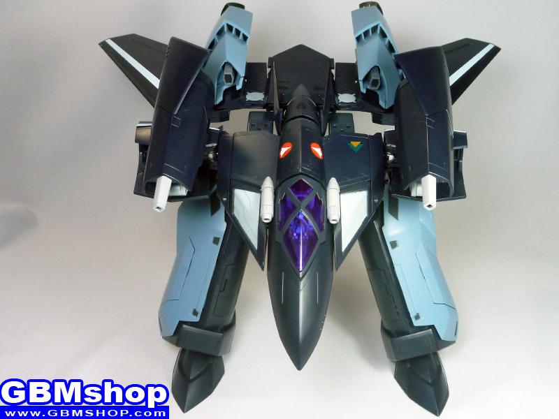 Macross 7 VF-17D Super Nightmare GERWALK Mode