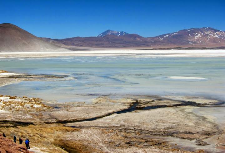 Salar de Agua Calientes, Chile