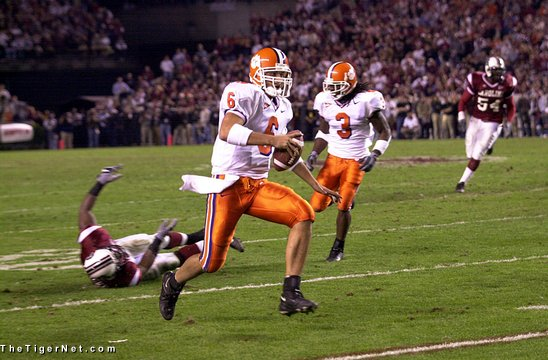 Clemson at South Carolina Photos - 2003, Football, South Carolina