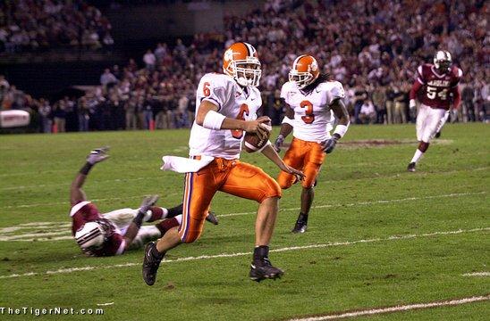 Clemson at South Carolina Photos - 2003, Football, South Carolina