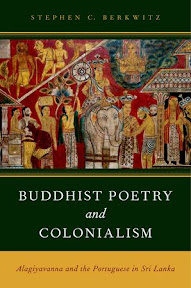 [Berkwitz: Buddhist Poetry and Colonialism, 2013]