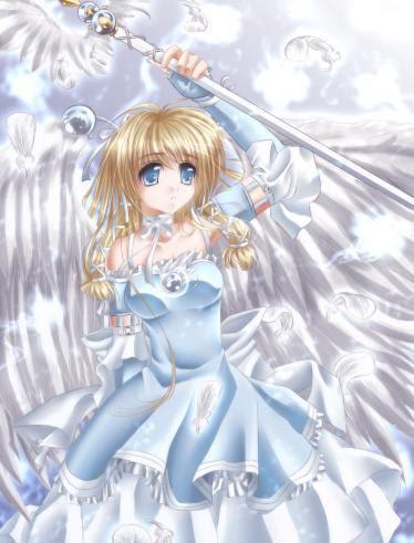 Bộ hình ảnh hoạt hình anime dễ thương (phần 1)