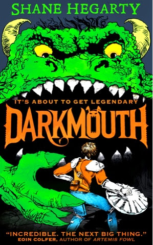 Darkmouth - Shane Hegarty - Book Review