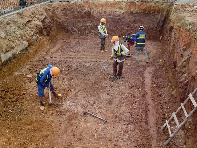 Đơn hàng đào đất cần 3 nam thực tập sinh làm việc tại Tokyo Nhật Bản tháng 03/2017