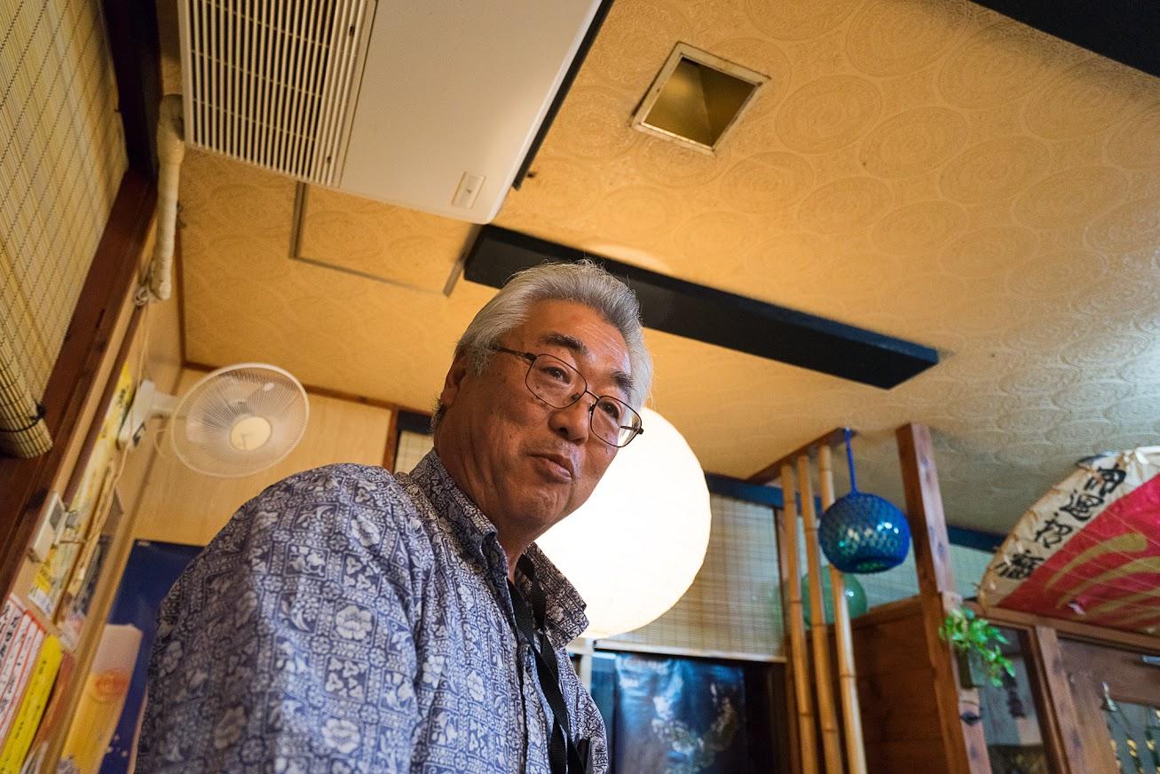 (株)大地のMEGUMI・赤石昌志 代表取締役社長