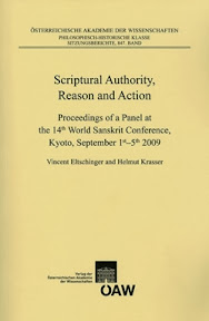 [Eltschinger/Krasser: Scriptural Authority, Reason and Action, 2013]