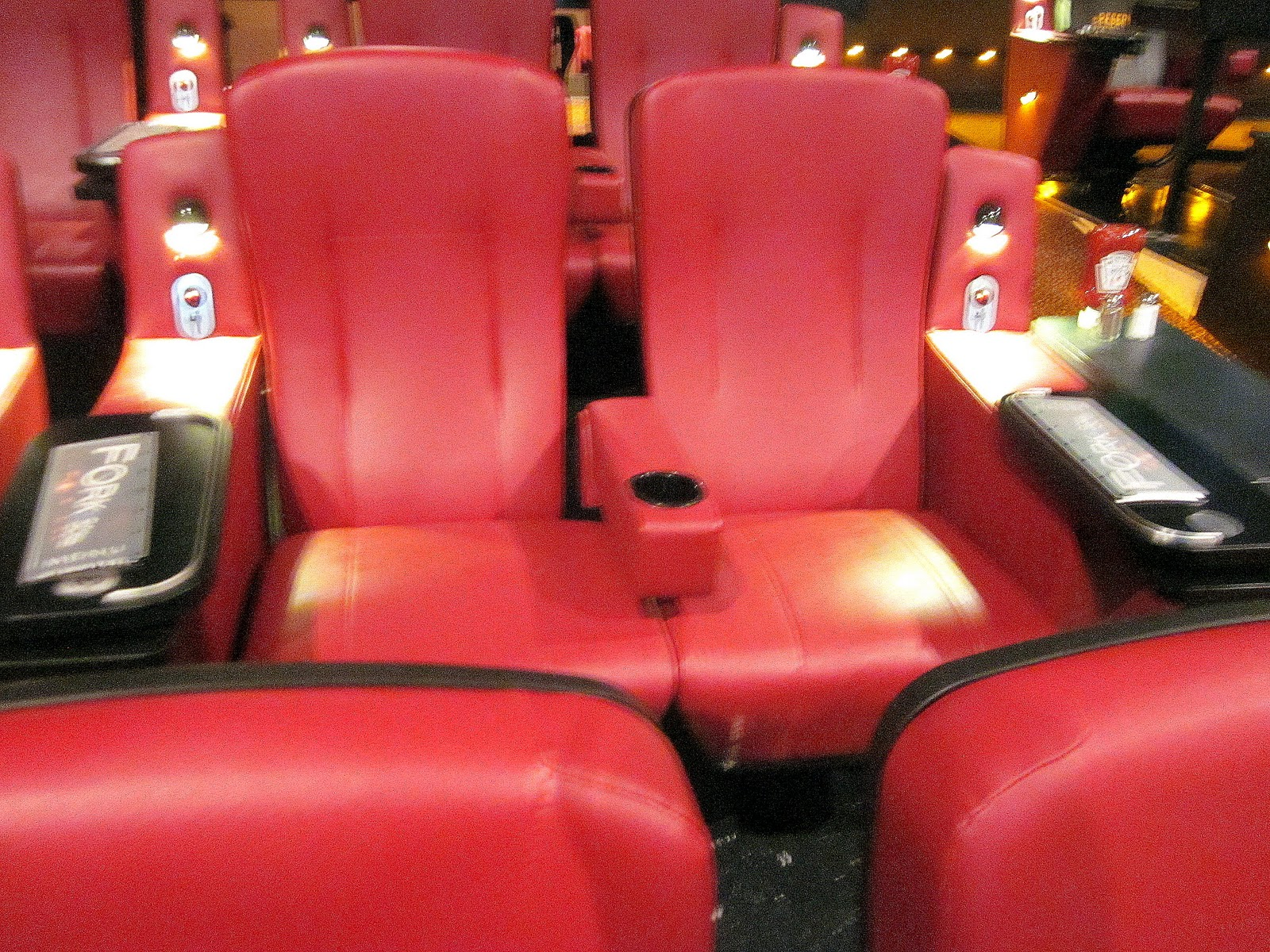The foodie monster amc dine in theater in nj New jersey dine in theatre