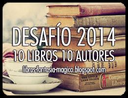 Desafío: 10 libros 10 autores