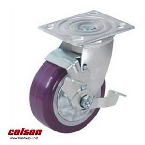 Bánh xe nhựa PU 150 chịu lực 370kg | S4-6209-925P-B3