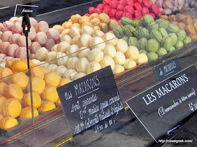 Casal Geek Eurotour 2013 - Descobrindo Paris - Dicas e Considerações Finais - Onde Comer