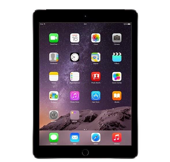 iPad 2 frontal