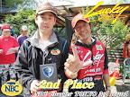 第2位の金田選手 初入賞おめでとう! 2012-06-09T09:11:52.000Z