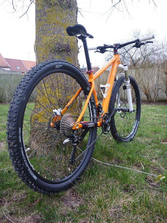 Ma nouvelle monture à grandes roues :-) P1030623