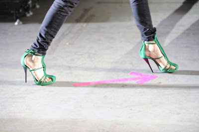 new york fashion week shoes