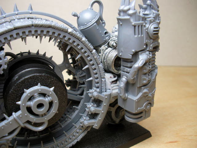 chaos - Black Dwarfs Engine of chaos SANY0736