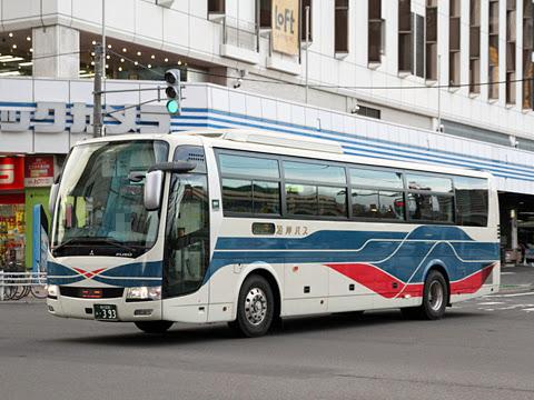 沿岸バス「特急はぼろ号」 ・393