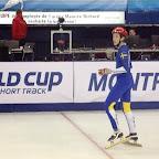Världscup 2 Montreal 2014