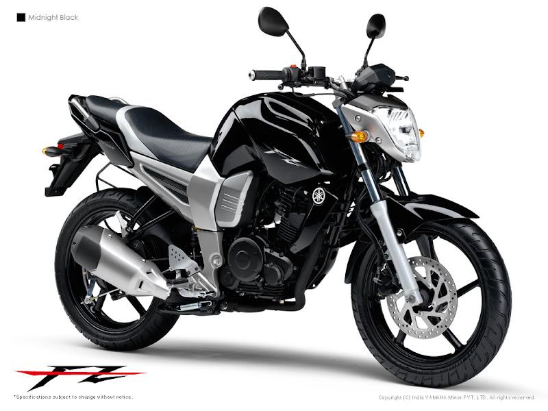 Yamaha Fz16 Black Wallpapers Yamaha Fz16 Black Jpg