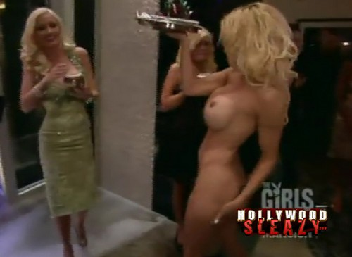 pamela anderson nude at bday