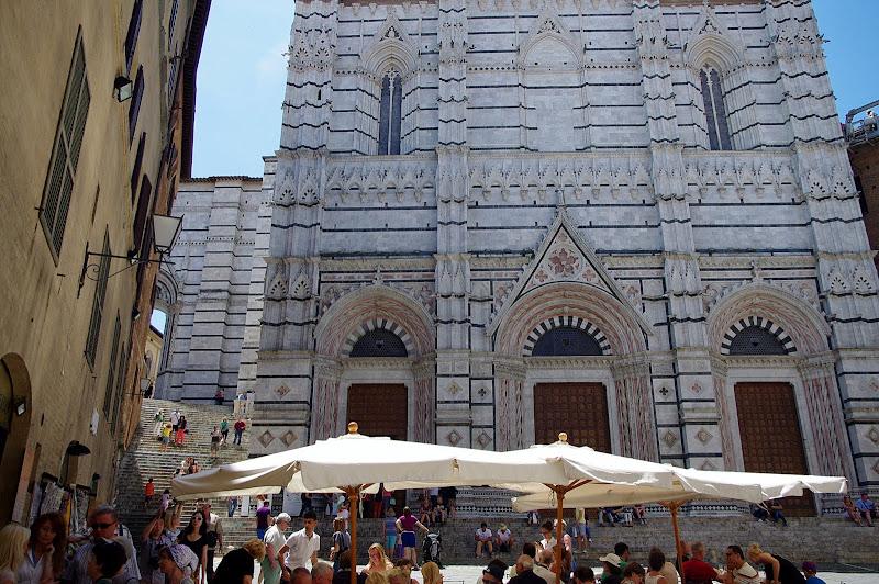 Plaza de San Giovanni, Siena