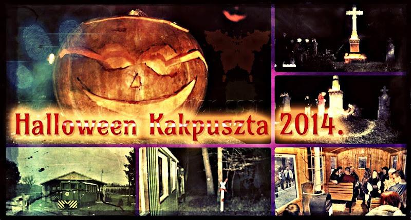 Halloween túra Kakpusztán