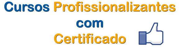 Cursos Online Profissionalizantes