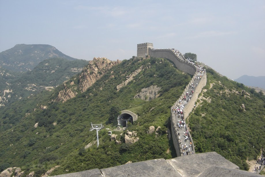 Conquering the Great Wall of China
