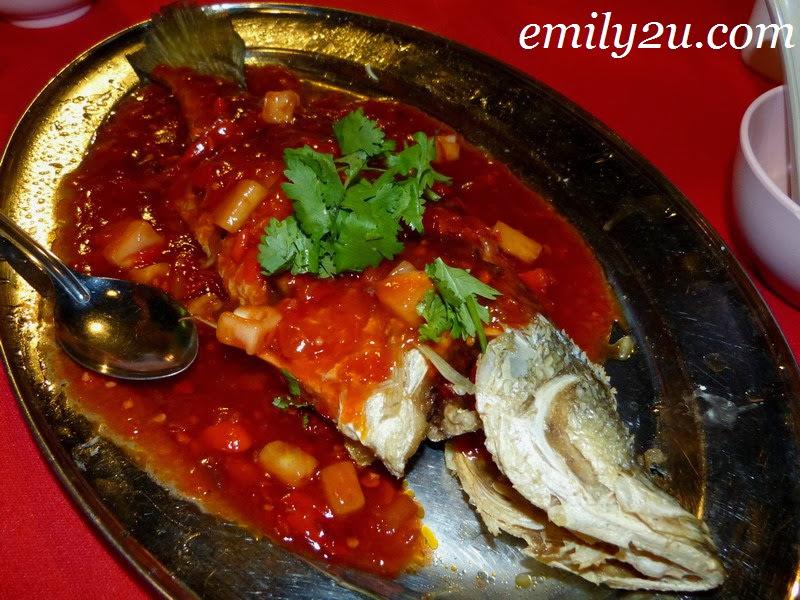 6 Corner Senibong Seafood Johor Bahru
