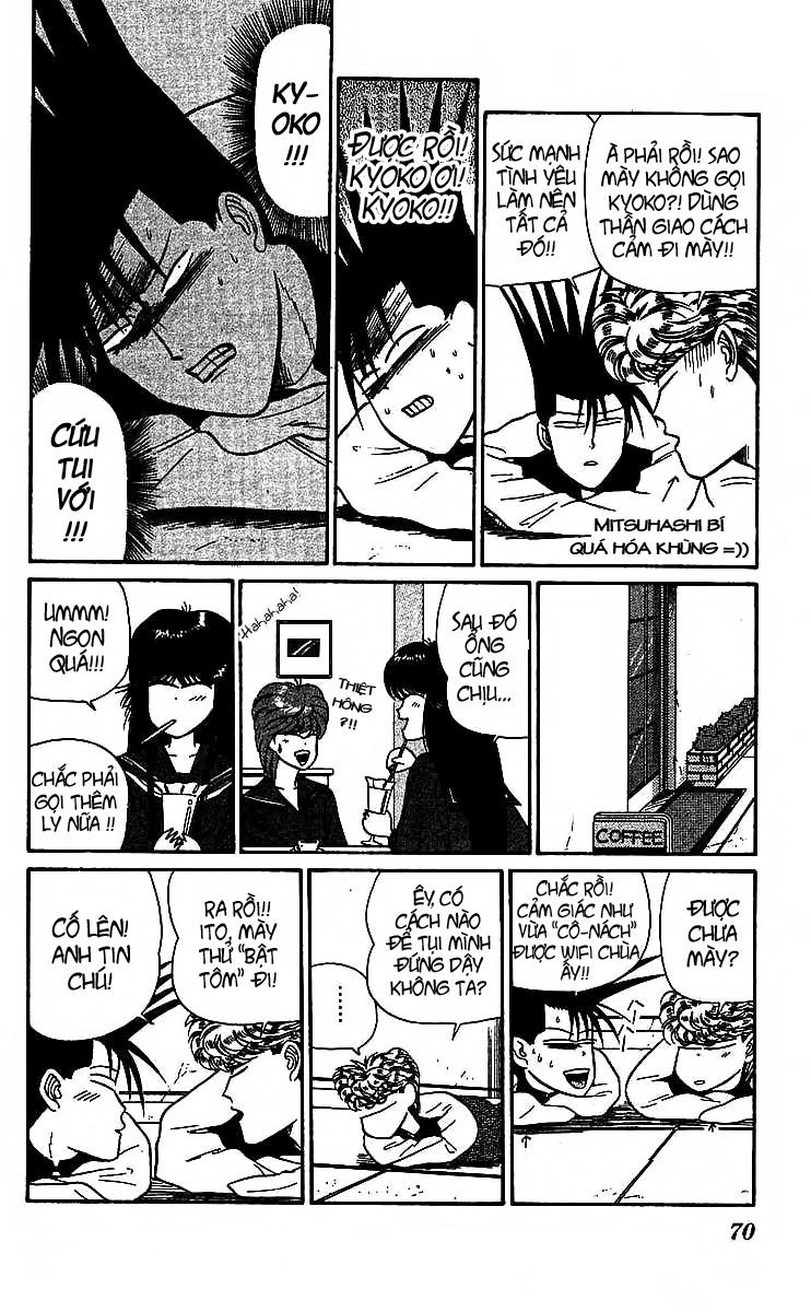 Kyou Kara Ore Wa!! Chap 17 - Truyen.Chap.VN
