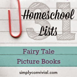 My collection of beautiful picture book fairy tales that convey a sense of faerie.