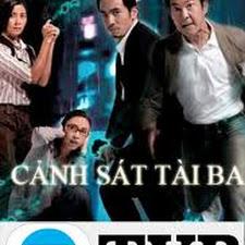 Poster Phim Cảnh Sát Tài Ba 2007